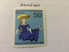 Buy Berlin Puppets 50+25p mnh 1968 stamps