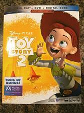 Buy TOY STORY 2 ... BLU-RAY + DVD + DIGITAL CODE