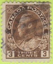 Buy [CA0108] Canada Sc. no. 108 (1911-1925) Used