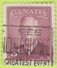 Buy [CA0286] Canada Sc. no. 286 (1949) Used