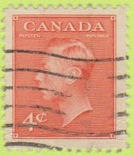 Buy [CA0306] Canada Sc. no. 306 (1941) Used