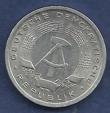 Buy EAST GERMANY - 1 Mark 1956 Coin - German Democratic Republic (DDR) - Great Coin!