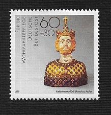 Buy German MNH Scott #671 Catalog Value $.80