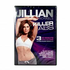 Buy jillian michaels, killer abs workout dvd