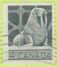 Buy [CA0335] Canada Sc. no. 335 (1954) Used