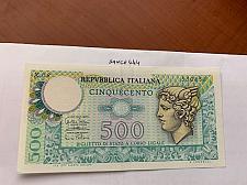 Buy Italy Mercurio 500 lire uncirc. banknote 1974 #7