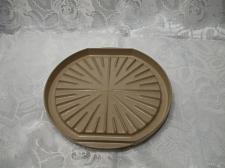 Buy Heavy Duty Plastic Beige Microwave Band Cookware Bacon Tray
