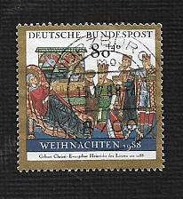 Buy German Used Scott #B674 Catalog Value $1.05