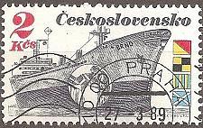 Buy [CZ2738] Czechoslovakia: Sc. no. 2738 (1989) CTO