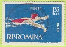 Buy [RO1550] Romania Sc. no. 1550 (1963) CTO