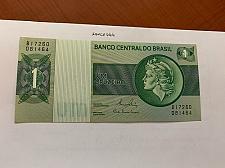 Buy Brazil 1 cruzeiro uncirc. banknote 1975