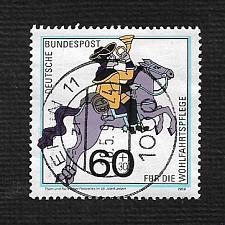Buy German Used Scott #B682 Catalog Value $.95