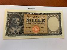 Buy Italy Medusa Testina 1000 lire banknote 1947 #9