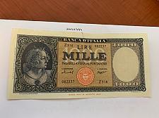 Buy Italy Medusa Testina 1000 lire banknote 1947 #10
