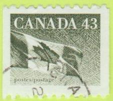 Buy [CA1343] Canada: Stampworld. no. 1343 (1992) Used