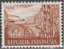 Buy [ID0495] Indonesia: Sc. no. 495 (1960) MNH