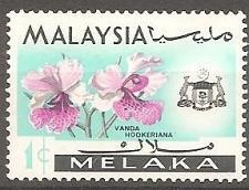 Buy [MAM067] Malaysia (Melaka): Sc. no. 67 (1965) MNH