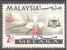 Buy [MAM068] Malaysia (Melaka): Sc. no. 68 (1965) MNH