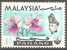 Buy [MAP083] Malaysia (Pahang): Sc. no. 83 (1965) MNH