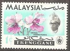 Buy [MAT086] Malaysia (Tengganu): Sc. no. 86 (1965) MNH
