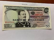 Buy Mozambique 50 escudos banknote 1970 #2