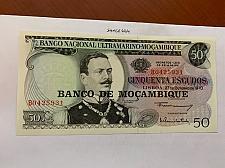 Buy Mozambique 50 escudos banknote 1970 #4