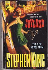 Buy Joyland (Hard Case Crime) by Stephen King 2013 Paperback Book - Very Good