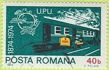 Buy [RO2487] Romania: Sc. no. 2487 (1974) CTO
