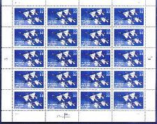 Buy US, Scott# 3167, thirty-two cent US Air Force sheet of 20 stamps (0116)