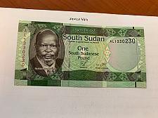 Buy Sudan 1 pound uncirc. banknote 2015
