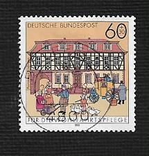 Buy German Used Scott #B715 Catalog Value $.80