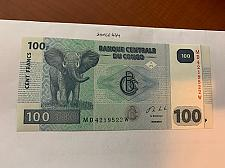 Buy Congo 100 francs uncirc. banknote 2013