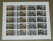 Buy US, Scott# 4380-4383, forty-two cent Abraham Lincoln sheet of 20 stamps (0121)