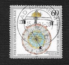 Buy German Used Scott #B734 Catalog Value $.95