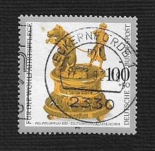 Buy German Used Scott #B737 Catalog Value $1.45