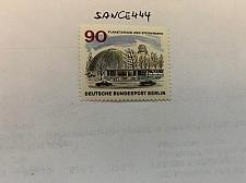 Buy Berlin New Architecture Planetarium mnh 1965 stamps