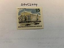 Buy Berlin New Architecture Opera mnh 1965 stamps