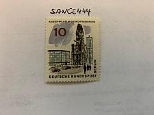 Buy Berlin New Architecture Church Emperor Guillaume mnh 1965 stamps