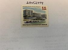 Buy Berlin New Architecture Steglitz University Clinic mnh 1965 stamps
