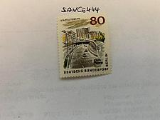 Buy Berlin New Architecture Municipal Highway mnh 1965 stamps