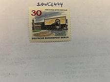 Buy Berlin New Architecture Jewish Community Center mnh 1965 stamps