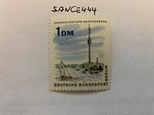 Buy Berlin New Architecture Schaeferberg Radio Tower mnh 1965 stamps