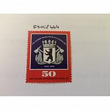 Buy Berlin Fire brigade mnh 1976 #ab stamps