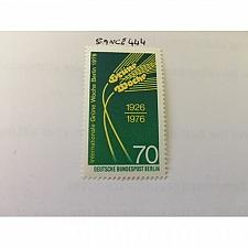 Buy Berlin International Green week mnh 1976 #ab stamps