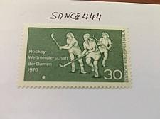 Buy Berlin Hockey games mnh 1976 #ab stamps