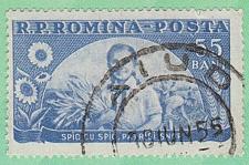 Buy [RO0995] Romania Sc. no. 995 (1954) CTO