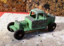 Buy Tootsietoy Chicago Die-Cast Custom Pickup Truck Dragster Green Vintage Car Nice Find!