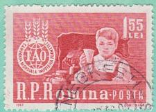 Buy [RO1538] Romania Sc. no. 1538 (1963) Used