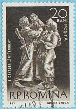 Buy [RO1405] Romania Sc. no. 1405 (1961) CTO