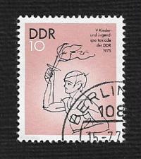 Buy Germany DDR Used Scott #1665 Catalog Value $.25